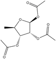 1,2,3-Tri-O-acetyl-5-deoxy-beta-D-ribofuranose 5g