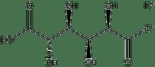 D-Glucarate monopotassium 25g