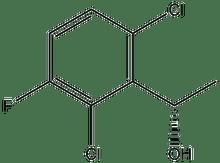 (S)-1-(2,6-Dichloro-3-fluorophenyl)ethanol 250mg