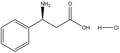 (S)-(+)-3-Amino-3-phenylpropionic acid HCl 1g