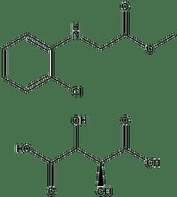(S)-(+)-2-Chlorophenylglycine methyl ester tartrate 1g