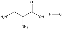 L(+)-2,3-Diaminopropionic acid HCl 5g