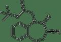 3-(S)-amino-1-tertbutyloxy carbonylmethyl-2,3,4,5-tetrahydro- 1H-1-benzazepin-2-one 1g