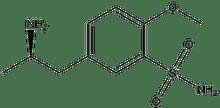R-(-)-5-(2-Amino-propyl)-2-methoxybenzenesulfonamide 1g