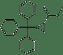 (S)-Methyl 1-tritylaziridine-2-carboxylate 5g