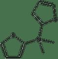 Di(thien-2-yl)dimethylsilane 1g