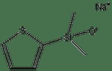 Sodium (thien-2-yl)dimethylsilanolate 1g
