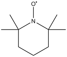 2,2,6,6-Tetramethylpiperidine-N-oxyl, TEMPO, free radical 25g