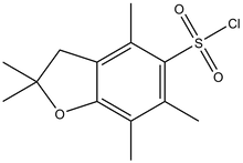 2,2,4,6,7-Pentamethyldihydrobenzofuran-5-sulfonyl chloride 1g