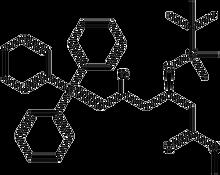 Methyl (3R)-3-(tert-butyldimethylsilyloxy)-5-oxo-6-triphenylphosphoranylidene hexanoate 1g