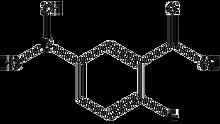 3-Carboxy-4-fluorophenylboronic acid 5g