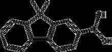 9,9-Dimethyl-9H-fluoren-2-yl-boronic acid 1g