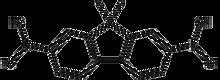 9,9-Dimethylfluorene-2,7-diboronic acid 1g