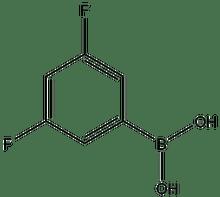 3,5-Difluorophenylboronic acid 5g