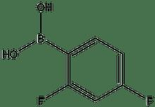 2,4-Difluorophenylboronic acid 5g
