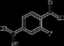 4-Carboxy-3-fluorophenylboronic acid 1g