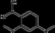 2,4-Dimethoxybenzeneboronic acid 1g