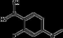 2-Fluoro-4-methoxybenzeneboronic acid 1g