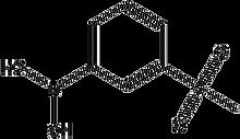 3-(Methylsulfonyl)phenylboronic acid 1g