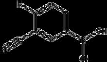 3-Cyano-4-fluorophenylboronic acid 1g