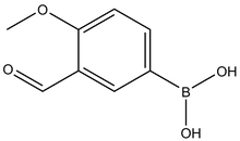 3-Formyl-4-methoxyphenylboronic acid 1g