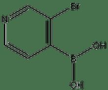 3-Bromo-4-pyridineboronic acid 1g