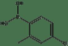 4-Chloro-2-methylphenylboronic acid 1g