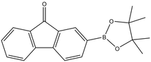 2-(4,4,5,5-Tetramethyl-[1,3,2]dioxaborolan-2-yl)-fluoren-9-one 1g