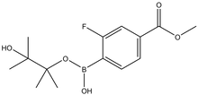 2-Fluoro-4-(methoxycarbonyl)phenylboronic acid pinacol ester 1g