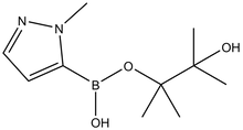 1-Methyl-1H-pyrazole-5-boronic acid pinacol ester 1g