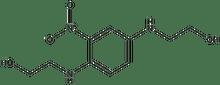 N,N'-Bis(2-hydroxyethyl)-2-nitro-p-phenylenediamine 5g