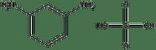 m-Phenylenediamine sulfate 25g
