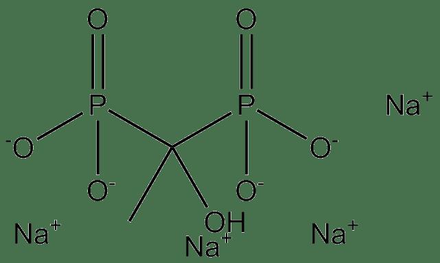 (1-Hydroxyethylidene)bis-phosphonic acid tetrasodium salt