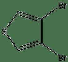 3,4-Dibromothiophene 25g
