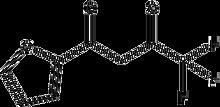 4,4,4-Trifluoro-1-(2-furyl)-1,3-butanedione 5g