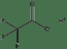 Trifluoroacetic acid, potassium salt 25g