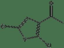 3-Acetyl-2,5-dichlorothiophene 25g