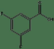 3,5-Difluorobenzoic acid 25g