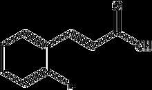 2-Fluorocinnamic acid 25g
