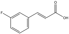 3-Fluorocinnamic acid 5g