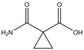 1-Carboxycyclopropanecarboxamide 1g