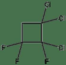 1,1,2-Trichloro-2,3,3-trifluorocyclobutane 5g