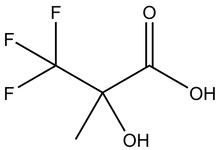 2-(Trifluoromethyl)-2-hydroxypropionic acid 1g