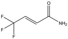4,4,4-Trifluorocrotonamide 1g