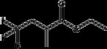 Ethyl 2-methyl-4,4,4-trifluorobutyrate 1g