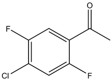 4'-Chloro-2',5'-difluoroacetophenone 5g