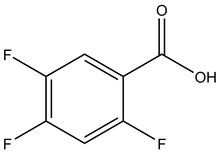 2,4,5-Trifluorobenzoic acid 25g