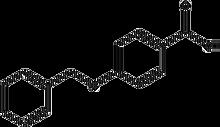 4-Benzyloxybenzoic acid 1g