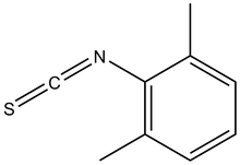 2,6-Dimethylphenyl isothiocyanate 5g