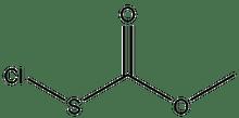Methoxycarbonylsulfenyl chloride 1g